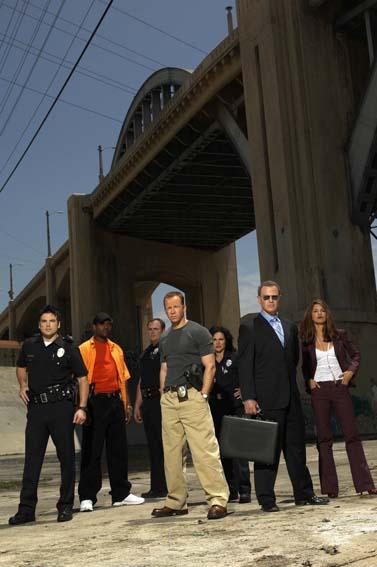 Foto Donnie Wahlberg, Gary Basaraba, Jason Gedrick, Lana Parrilla, Mykelti Williamson