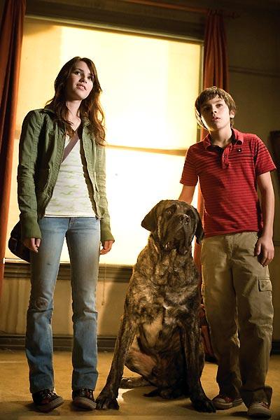 Hotel para perros: Jake T. Austin, Emma Roberts
