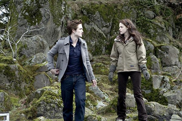 Crepúsculo : Foto Catherine Hardwicke, Kristen Stewart, Robert Pattinson