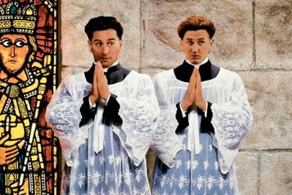 Nunca fuimos ángeles: Neil Jordan, Sean Penn, Robert De Niro