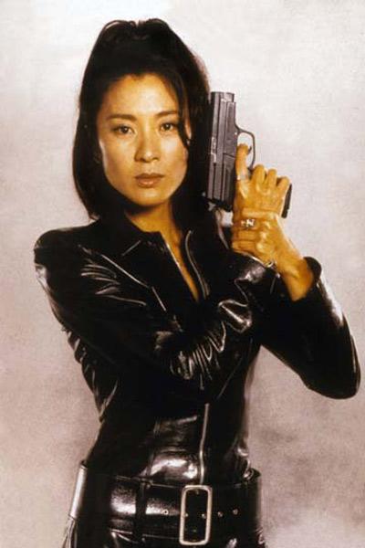 El mañana nunca muere: Michelle Yeoh, Roger Spottiswoode