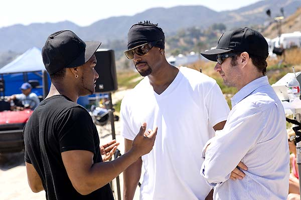 Dance movie. Despatarre en la pista: Damien Dante Wayans