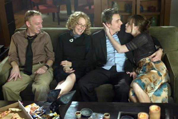 La madre de él : Foto Dax Shepard, Diane Keaton, Liv Tyler, Mike White