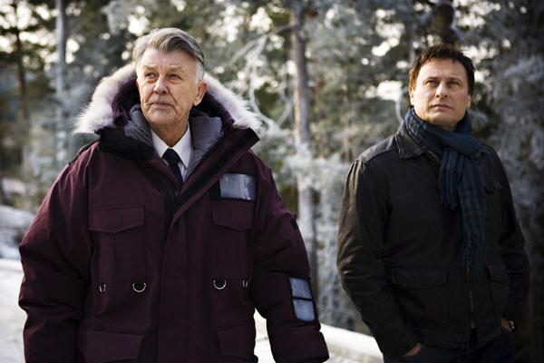 Millennium 1: Los hombres que no amaban a las mujeres : Foto Michael Nyqvist, Niels Arden Oplev, Sven-Bertil Taube