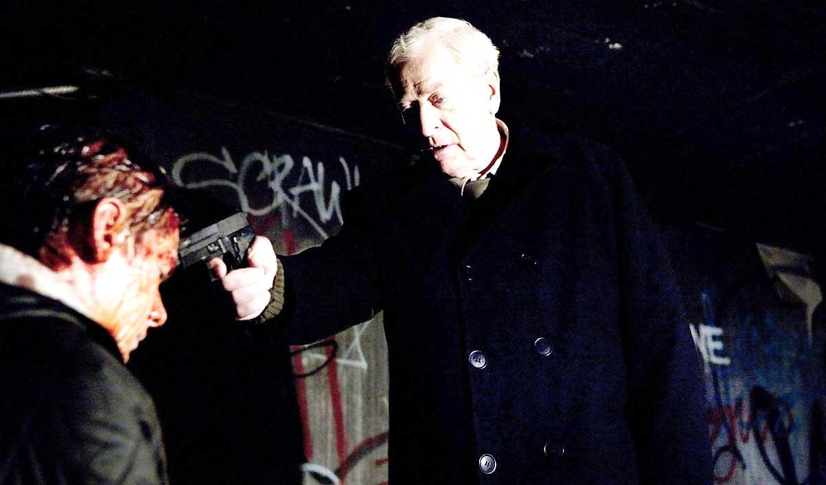 Harry Brown: Michael Caine, Daniel Barber