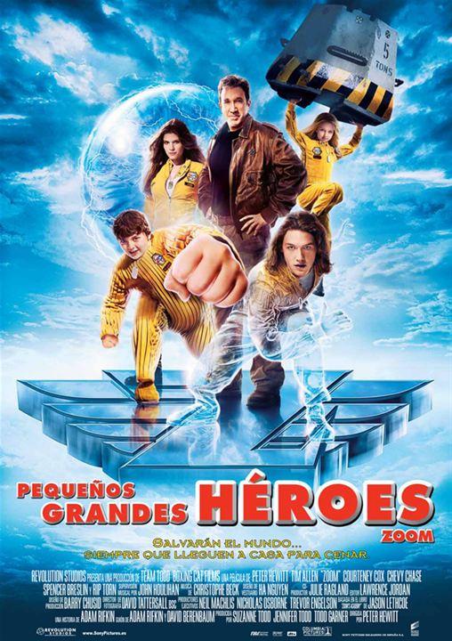 Pequeños grandes héroes (Zoom)