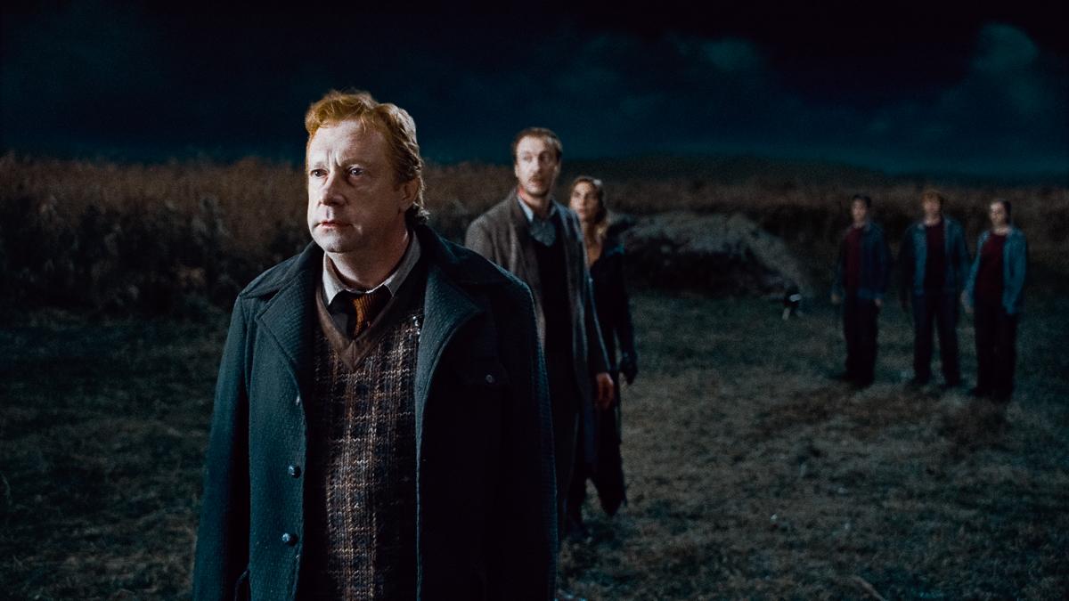 Harry Potter y las reliquias de la muerte: Parte 1 : Foto Mark Williams