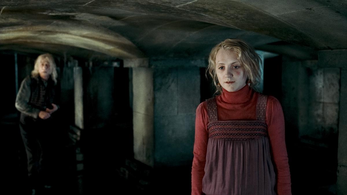 Harry Potter y las reliquias de la muerte: Parte 1 : Foto Evanna Lynch