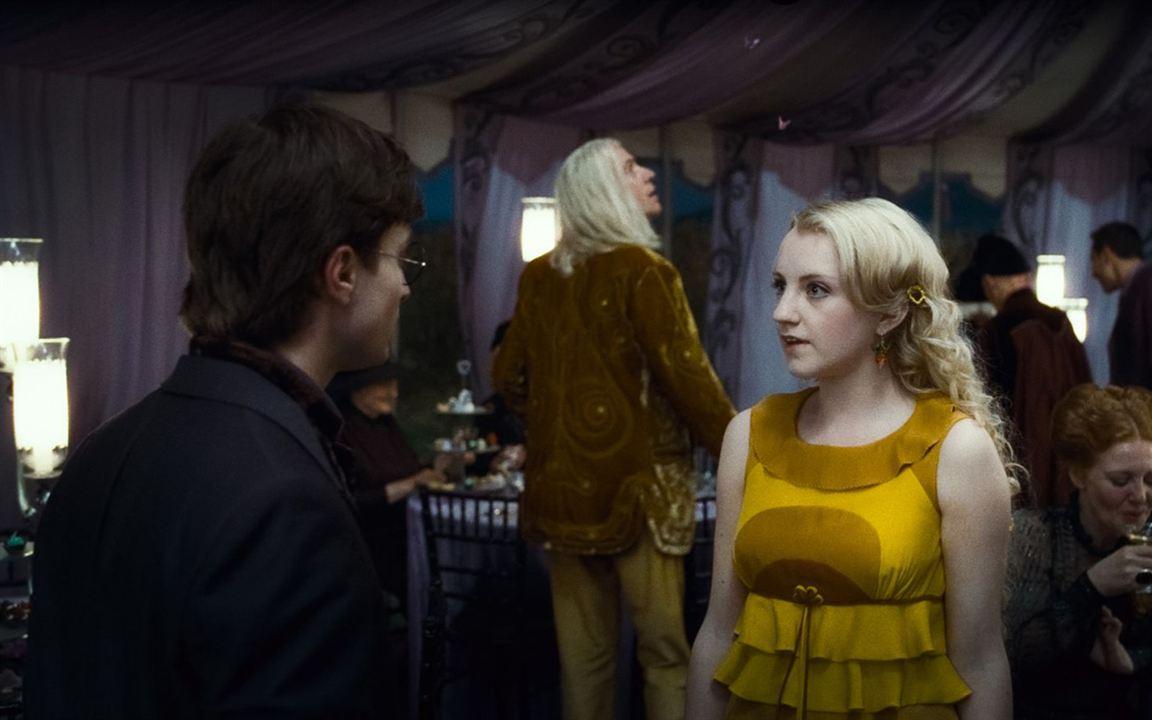 Harry Potter y las reliquias de la muerte: Parte 1 : Foto Daniel Radcliffe, Evanna Lynch