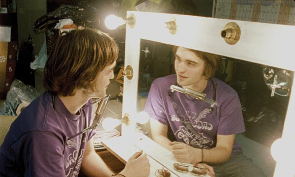 How to Be : Foto Oliver Irving, Robert Pattinson