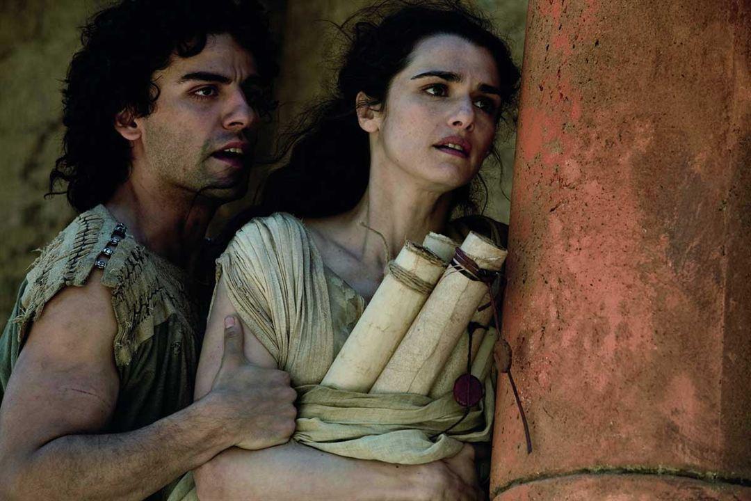 Ágora : Foto Oscar Isaac, Rachel Weisz
