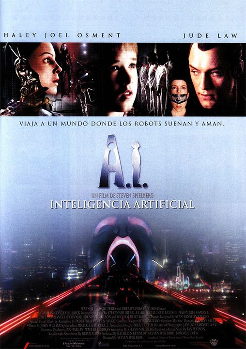 A.I. Inteligencia Artificial