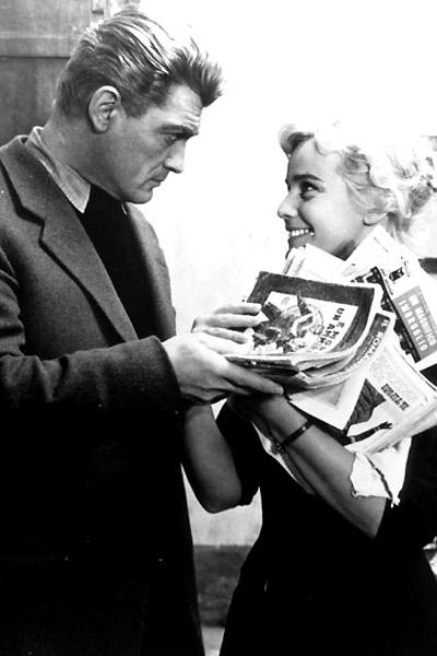 Noches blancas : Foto Jean Marais, Luchino Visconti, Maria Schell