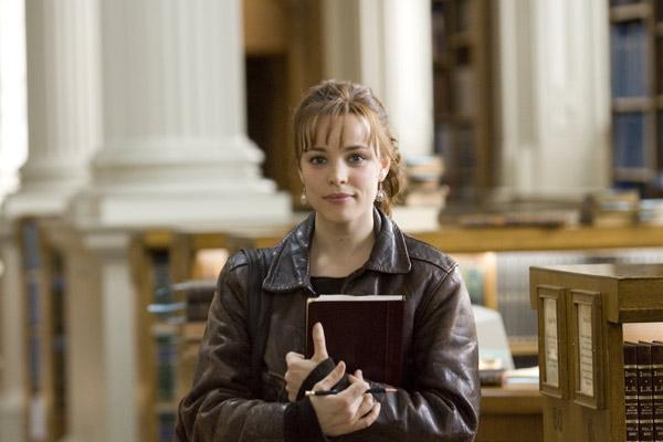 Más allá del tiempo: Rachel McAdams