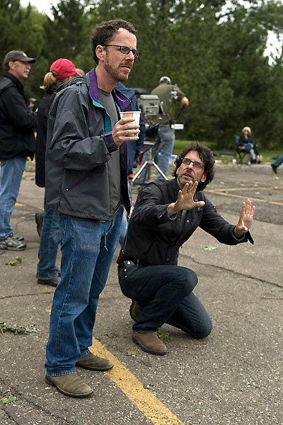 Un tipo serio: Ethan Coen, Joel Coen