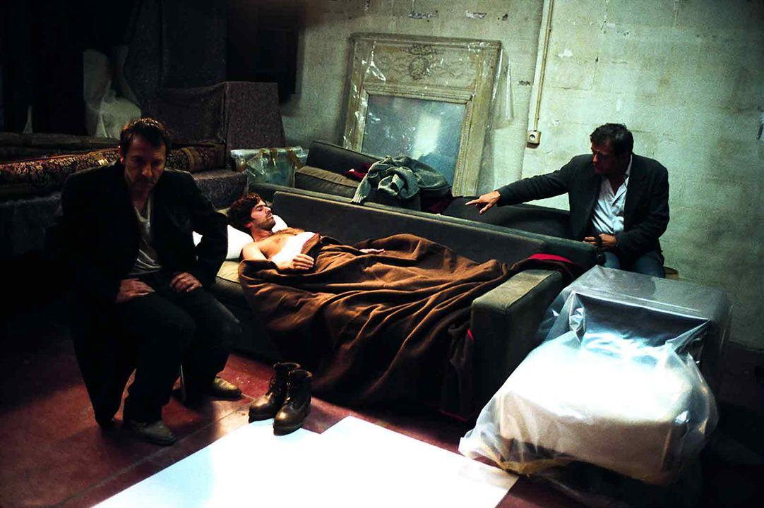 Persécution : Foto Jean-Hugues Anglade, Patrice Chéreau, Romain Duris