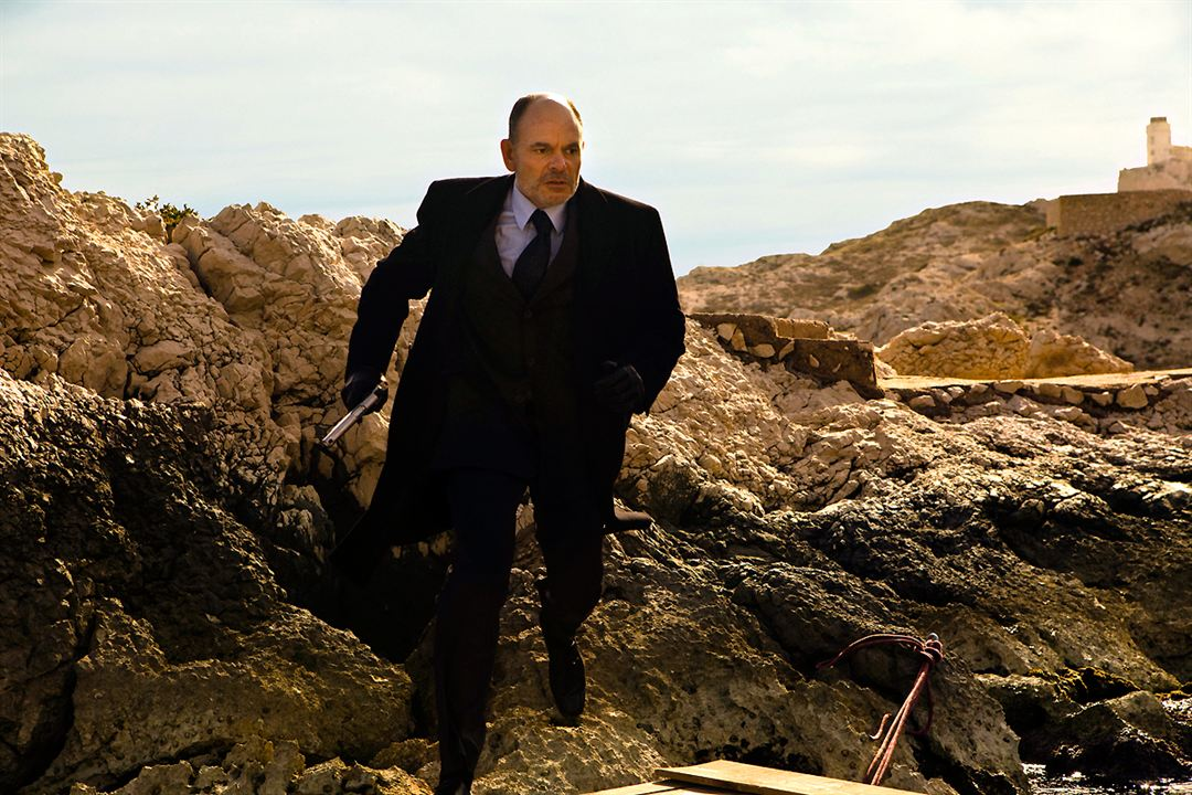 22 balas (El inmortal): Jean-Pierre Darroussin