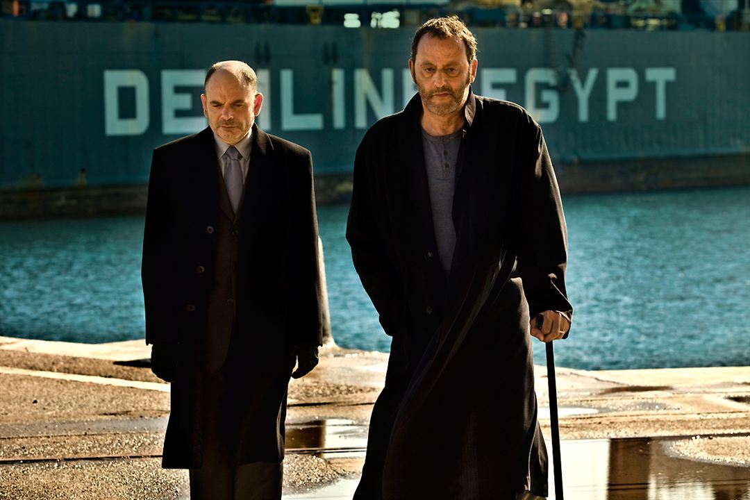 22 balas (El inmortal): Jean Reno, Jean-Pierre Darroussin