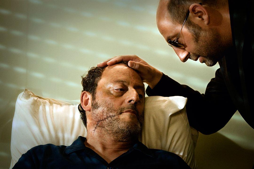 22 balas (El inmortal): Jean Reno, Kad Merad
