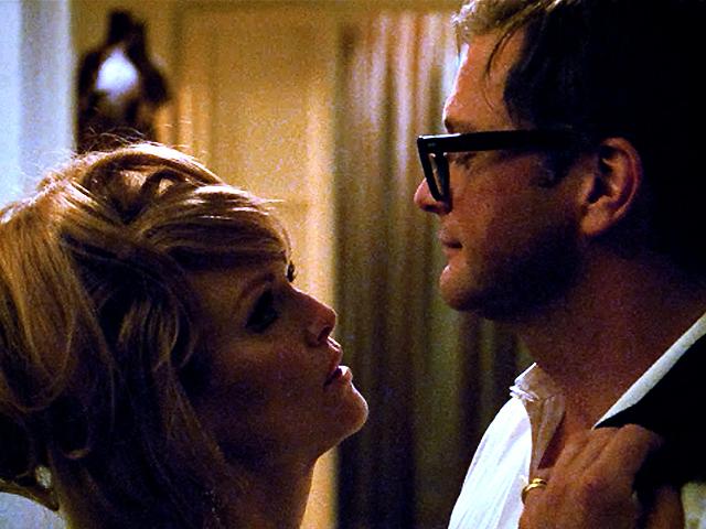 Un hombre soltero: Colin Firth, Julianne Moore