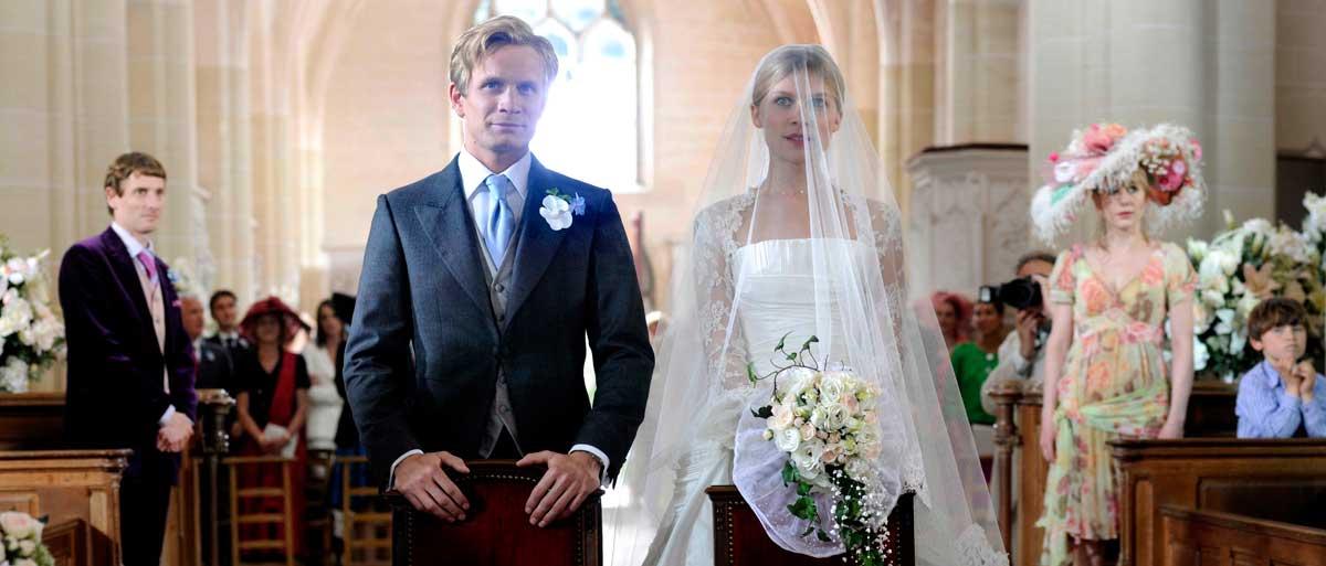 El pastel de boda: Clémence Poésy, Denys Granier-Deferre, Jérémie Renier