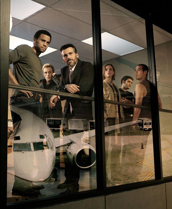 Foto Henri Lubatti, Kevin Alejandro, Michael Ealy, Oded Fehr, Omid Abtahi