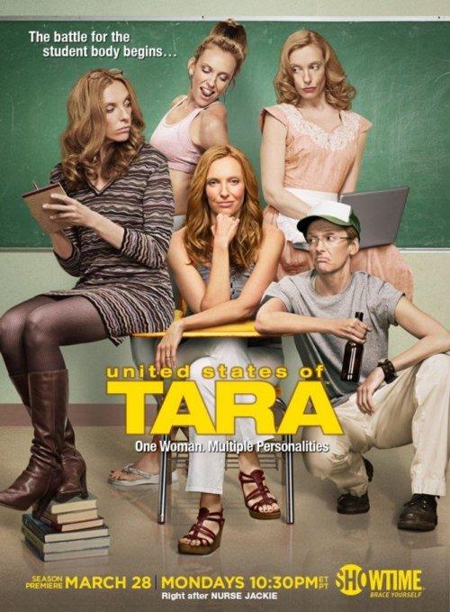 United States of Tara : Foto Toni Collette