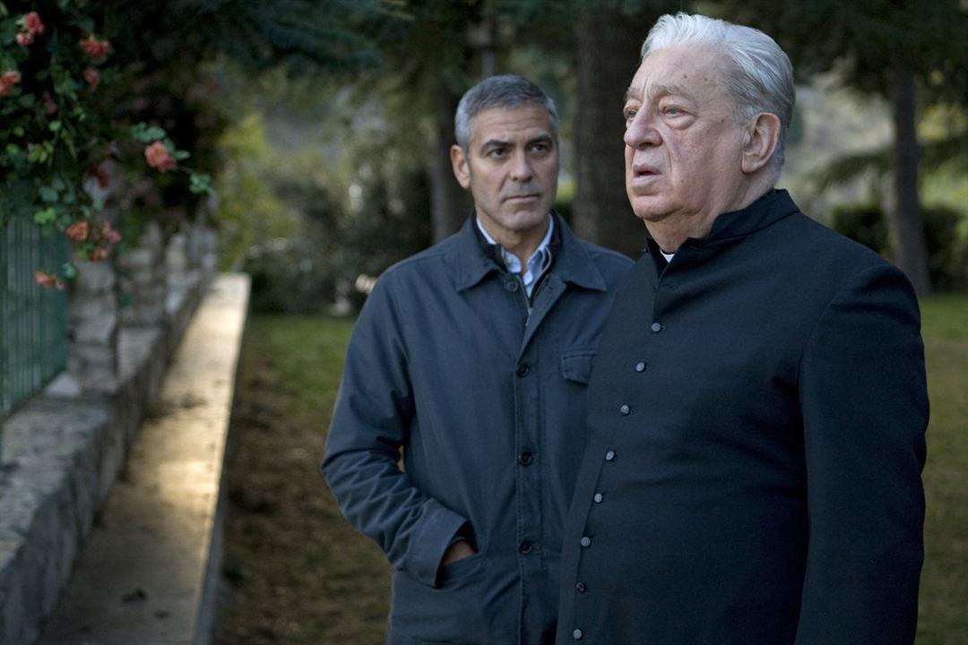 El Americano : Foto George Clooney, Paolo Bonacelli