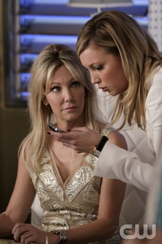 Melrose Place 2.0 : Foto Heather Locklear, Katie Cassidy