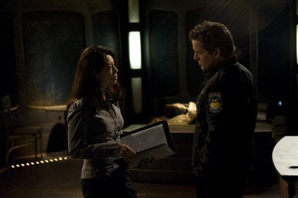 Stargate : Universe : Foto Louis Ferreira, Ming-Na Wen