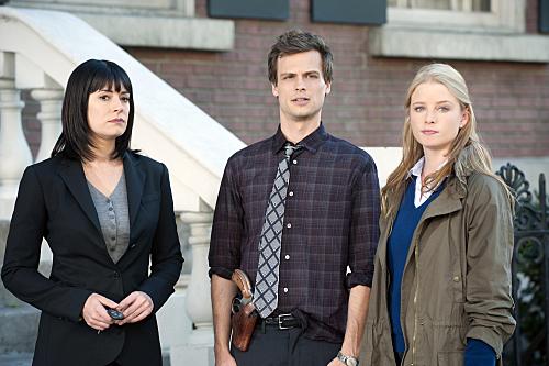 Mentes criminales : Foto Matthew Gray Gubler, Paget Brewster, Rachel Nichols