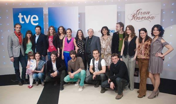 Gran Reserva : Foto Aitor Luna, Ana Risueño, Ángela Molina, Armando Del Rio, Belén Fabra