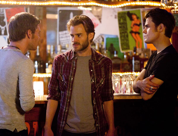Foto David Gallagher, Joseph Morgan, Paul Wesley