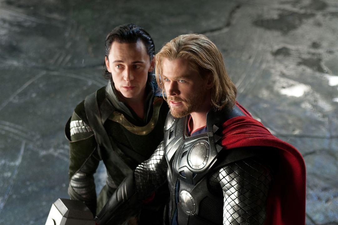 Thor : Foto Chris Hemsworth, Tom Hiddleston