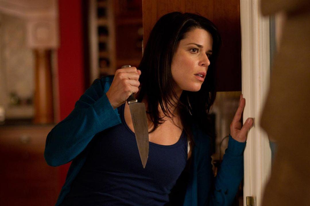 Foto de Wes Craven - Scream 4 : Foto Neve Campbell, Wes Craven - SensaCine.com