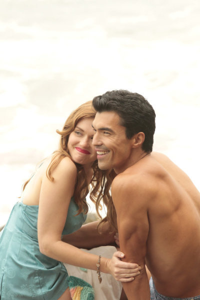 Foto Holland Roden, Ian Anthony Dale