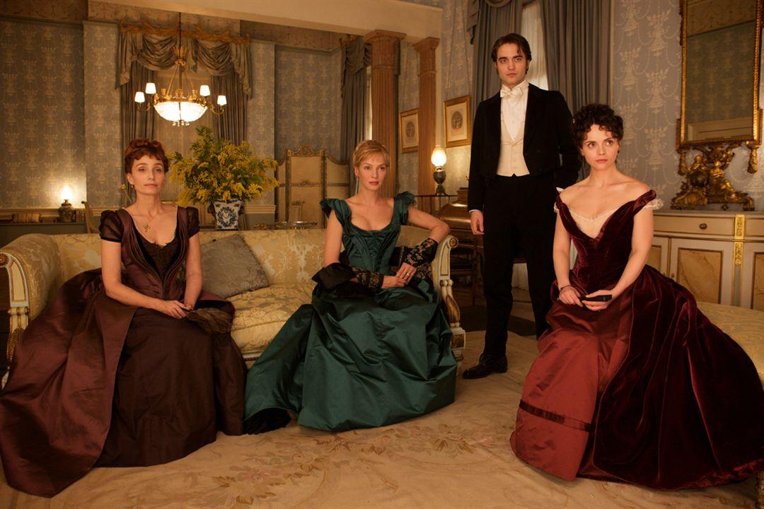 Bel Ami: Historia de un seductor : Foto Christina Ricci, Kristin Scott Thomas, Robert Pattinson, Uma Thurman