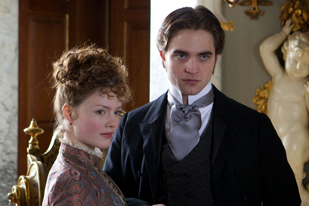 Bel Ami: Historia de un seductor : Foto Holliday Grainger, Robert Pattinson