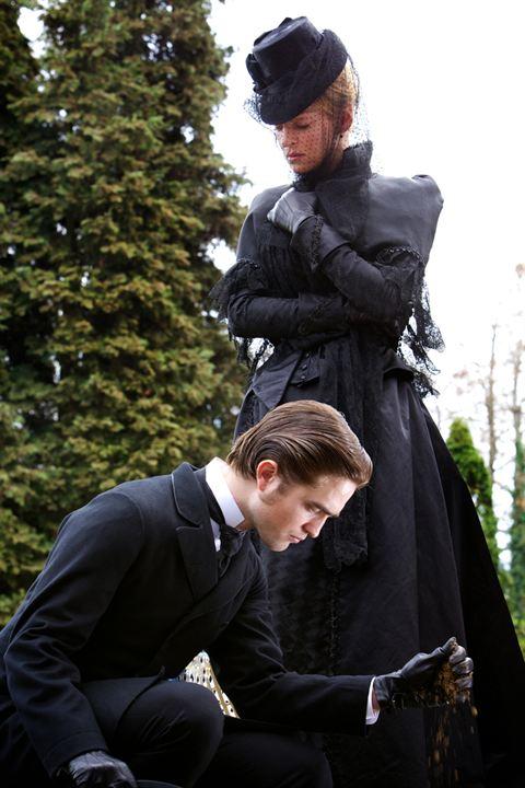Bel Ami: Historia de un seductor : Foto Robert Pattinson, Uma Thurman