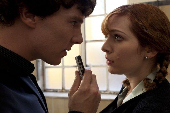 Foto Benedict Cumberbatch, Katherine Parkinson
