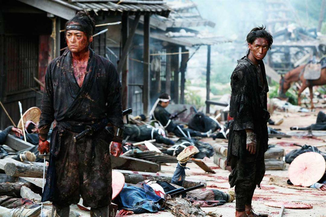 13 Asesinos : Foto Takashi Miike, Takayuki Yamada, Yusuke Iseya