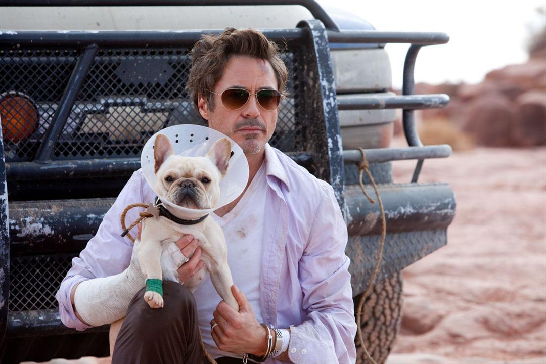 Salidos de cuentas: Robert Downey Jr.
