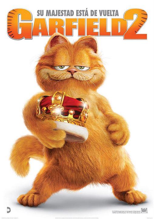 Garfield 2 [1080p] [Latino-Ingles] [MEGA]