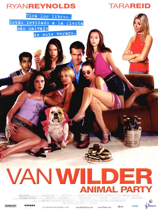 Van Wilder - Animal Party