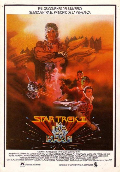 Star Trek II: la ira de Khan