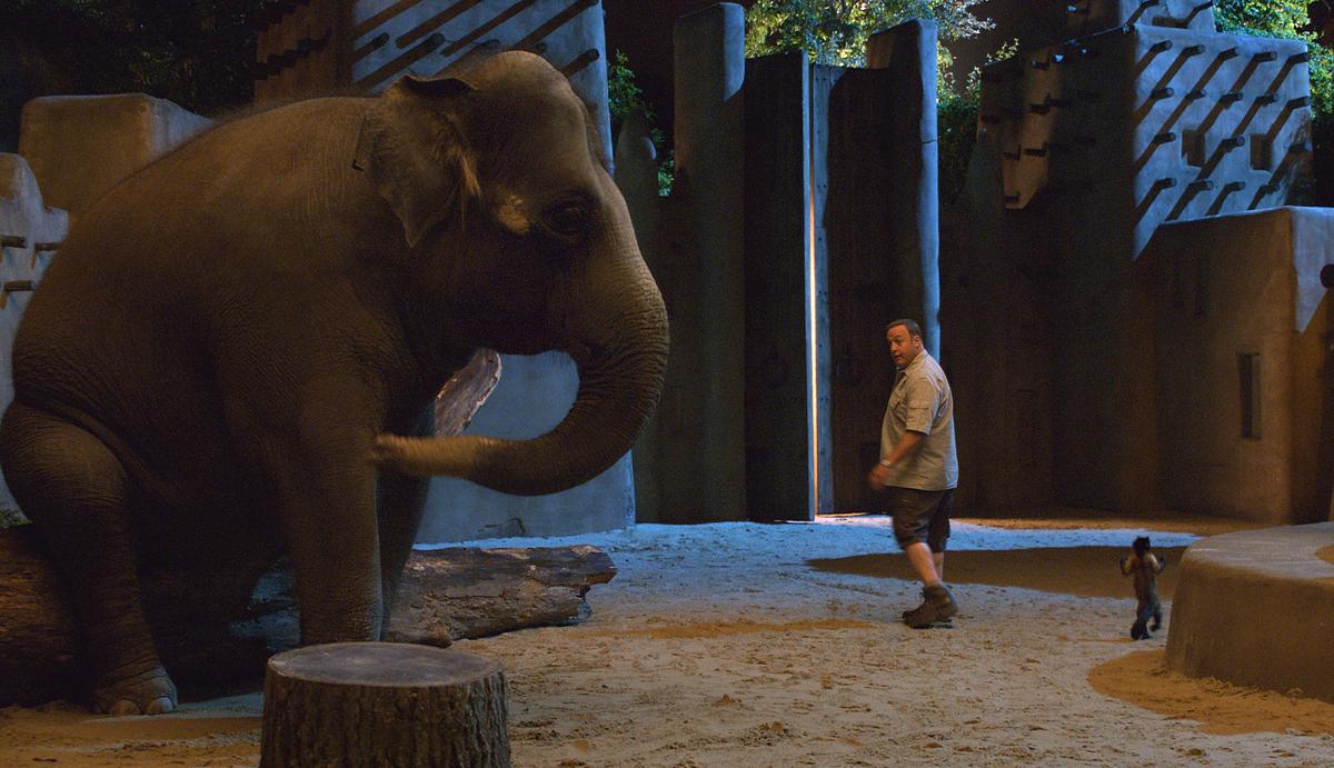 Zooloco: Kevin James, Frank Coraci