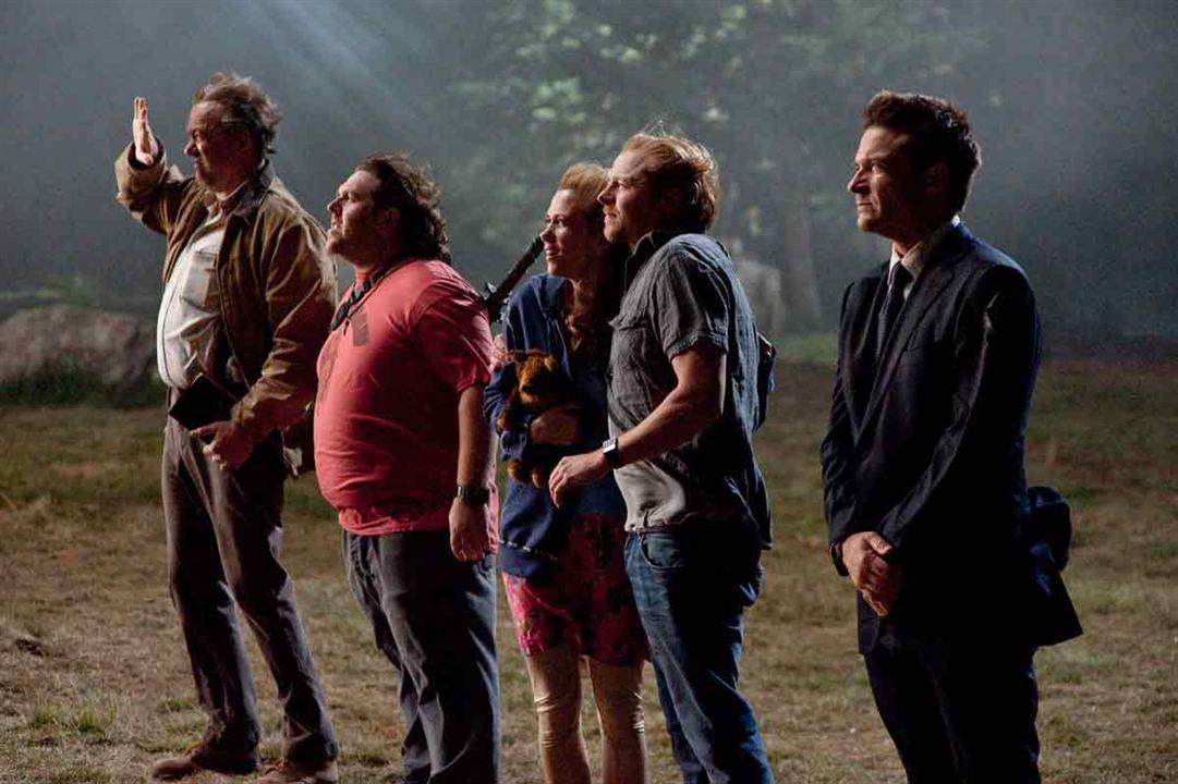 Paul : Foto Greg Mottola, Jason Bateman, John Carroll Lynch, Kristen Wiig, Nick Frost