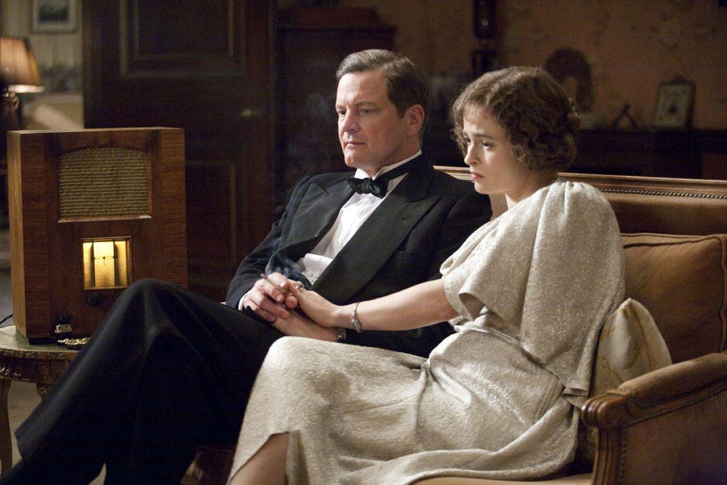 Foto de Colin Firth - El discurso del rey : Foto Colin Firth, Helena Bonham  Carter - SensaCine.com