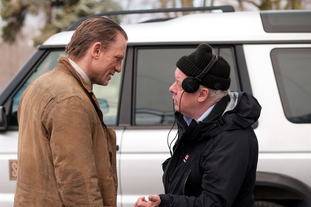 Detrás de las paredes : Foto Daniel Craig, Jim Sheridan