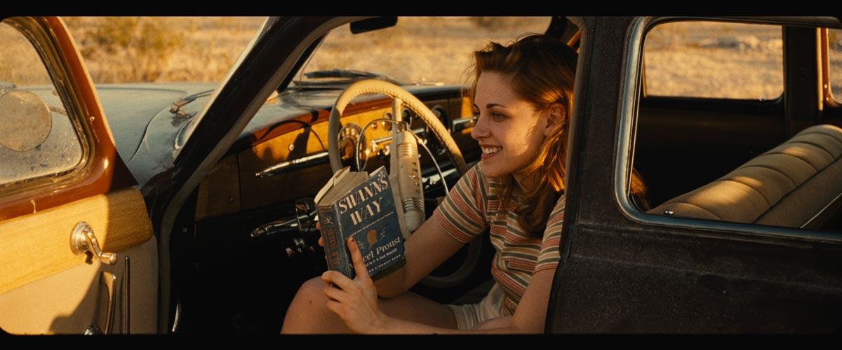 On the road (En la carretera): Kristen Stewart, Walter Salles